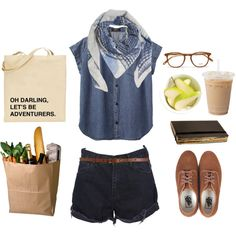 """Farmer's Market"" by the59thstreetbridge on Polyvore"