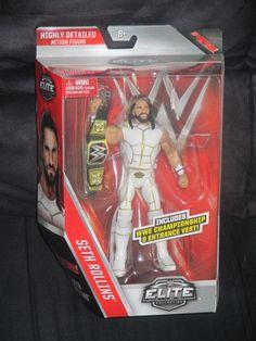WWE Mattel Elite 37 Dean Malenko OVP