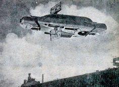 Submarinos que Vuelan - SteamPunk Revolucion