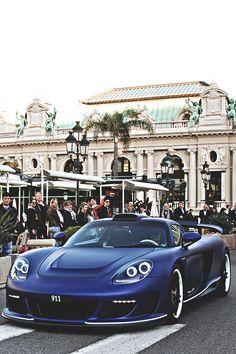 Porsche Carrera GT #porsche