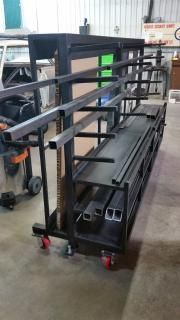 Persistent delivered welding metal art projects try this web-site Metal Storage Racks, Metal Rack, Shop Storage, Metal Shop, Shop Organization, Welding Shop, Welding Jobs, Welding Table, Diy Welding