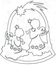 Scroll Saw Ornaments Christmas Stencils, Christmas Paper Crafts, Christmas Templates, Christmas Printables, Holiday Crafts, Christmas Diy, Christmas Decorations, Christmas Ornaments, Scroll Saw Patterns
