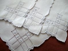 Portuguese handmade linen | hand embroidery napkin,View hand embroidered napkins,Quang Thanh ...