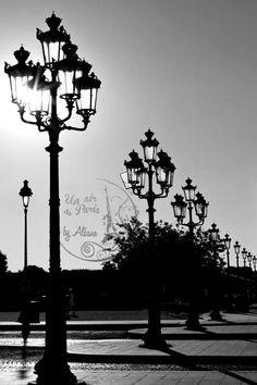 French Light Paris Paris Photography Art by UnAirDeParisByAlbane