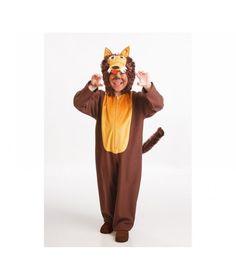 Disfraces de Lobo para niños Divertido disfraz de Lobo para niños, contiene mono…