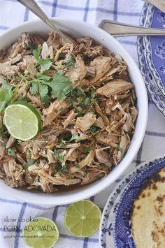 Slow Cooker Pork Ado