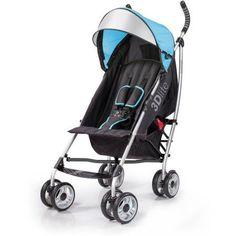 Summer Infant 3D lite Convenience Stroller Caribbean Blue