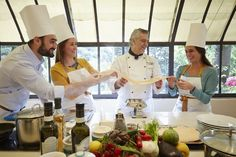 Delicious hands-on lessons with Chef Attilio Di Fabrizio