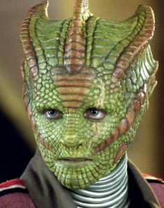 fantasy makeups | aliens | the 'Doctor Who' universe | 'Doctor Who ...