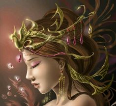 Beautiful fairy jewelry