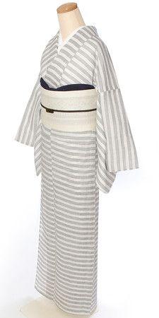くるり 極上 竹繊維 普段着 着物