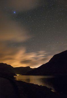 Llyn Ogwen, Snowdonia | Wales (by Kristofer Williams)