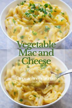 Vegetable Mac and Cheese This is the easiest creamiest and healthiest Mac and Cheese you will ever have. It's made with hidden veggies perfect for picky eaters! Check recipe out! via The post Vegetable Mac and Cheese appeared first on Toddlers ideas. Toddler Meals, Kids Meals, Easy Meals, Toddler Food, Vegan Recipes Beginner, Healthy Recipes, Healthy Meals, Skinny Recipes, Simple Recipes