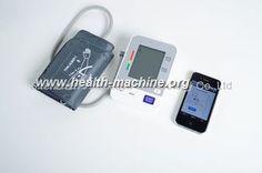 awesome IOS da precisão e monitor da pressão sanguínea de Andorid Digital com Bluetooth