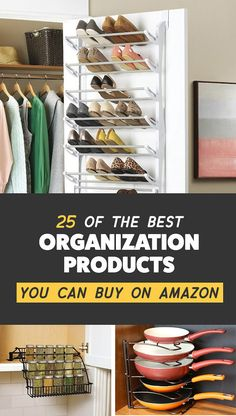 25 Of The Best Organization Products You Can Buy On Amazon - for the standing coat rack