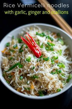 Fried rice, Fried rice recipes and Indo chinese recipes on Pinterest