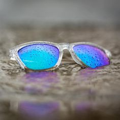1e9abd369ef3 Clear   Green Moonshine Premiums. Knockaround. Knockaround  SunglassesMirrored ...