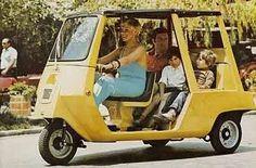 Μ Ε Β Ε Α Μεσογειακαί Επιχηρήσεις Βιομηχανίας Εμπορίου και Αντιπροσωπειών. 1974 το μικρό τρίτροχο επιβατηγό ROBIN. ------------------------------------- Mediterranean Business Industry and Trade Delegations. 1974 small tricycle passenger ROBIN. Athens Greece, Golf Carts, Tricycle, Robin, 1, Bike, Memories, Vehicles, Quotes