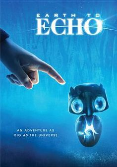 Earth to Echo  (DVD) : Tuck, Munch, and Alex are a trio of inseparable friends whose lives are about to change. Their neighborhood is being destroyed by a highway construction project that is forcing their families to move away. But just two days before they must part ways, the boys begin receiving a strange series of signals on their phones. They discover something beyond their wildest imaginations: a small alien has become stranded on Earth.