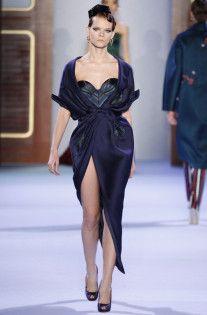 Ulyana Sergeenko | Spring/Summer 2014 | Russian | Haute Couture