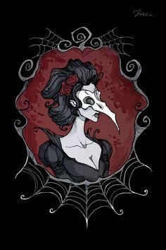 Masquerade by IrenHorrors on DeviantArt