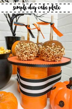 This adorable rustic Halloween party by Everyday Party Magazine is the perfect amount of cute and spooky! #Farmhouse #Rustic #Halloween #Ad #Cricut #CricutMade