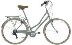 f6a4b850ff0 Pendleton Somerby Hybrid Bike - Green Grey Pendleton Bike