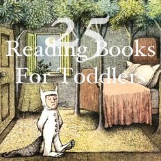 25 great reading books for toddlers