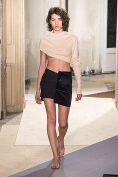 Jaquemus – Paris Fashion Week 2015 Trendreport - die Kollektionen der Modedesigner im Überblick. flair berichtet live von der Paris Fashion Week