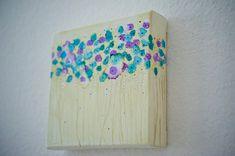 Spring Wildflowers in Bloom   Blue & Purple by islandgirlsj