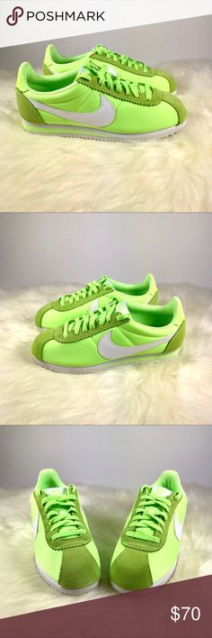 san francisco e4c0e 0018a Nike Classic Cortez Ghost Green Legendary coach Bill Bowerman s first  masterpiece, the Nike Classic Cortez, found favor among the fastest  athletes in the ...