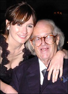 A law unto himself . Sir John with actress daughter Emily in 2005 Emily Mortimer, Magpie, Law, Daughter, Actresses, History, Female Actresses, History Books, Historia