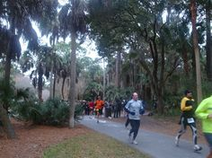 Kiawah Island Half or Full Marathon - To Do
