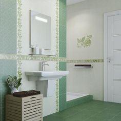 Плитка для ванной Садко