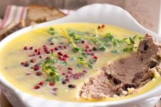 Gaps Diet, Cheeseburger Chowder, Mashed Potatoes, Oatmeal, Spices, Pork, Food And Drink, Appetizers, Pudding