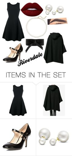 """""""Veronica Lodge"""" by fadesintime ❤ liked on Polyvore featuring art"""