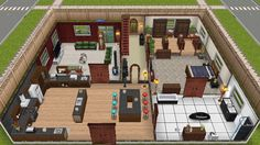 story modern sims around freeplay homes single houses took because build should different play