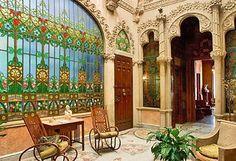 Casa Navàs Reus Spain