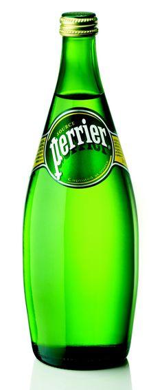 Perrier. My new favorite beverage