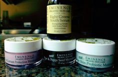 Eminence Skin Care Review #organic #skincare #beauty #green http://runonorganic.com/2014/07/30/eminence-organic-skin-care-review/