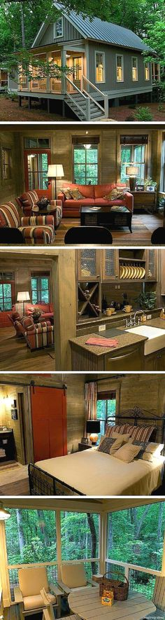 45 awesome tiny house interior ideas