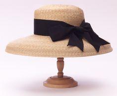 Fabulous straw hat