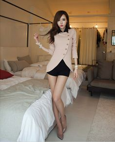 BLAZER WANITA KOREA MODIS 2014 IMPORT