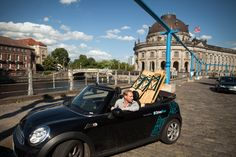 Car Sharing Grows With Fewer Strings Attached - NYTimes.com