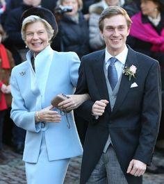 Archduchess Marie Astrid of Austria | The Royal Hats Blog