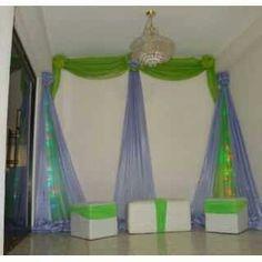 Decoracion con cortinas