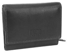 Damenbörse (schwarz) - M19007BK