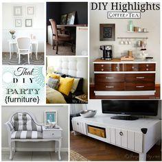 Diy Furniture Ideas with @DIY Show Off
