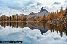 Lago Federa in Belluno