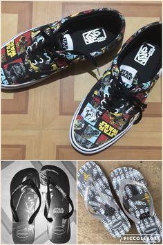 My #StarWars footwears.